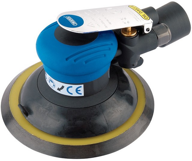 Draper DRAPER Dual Action Dust Free Air Sander