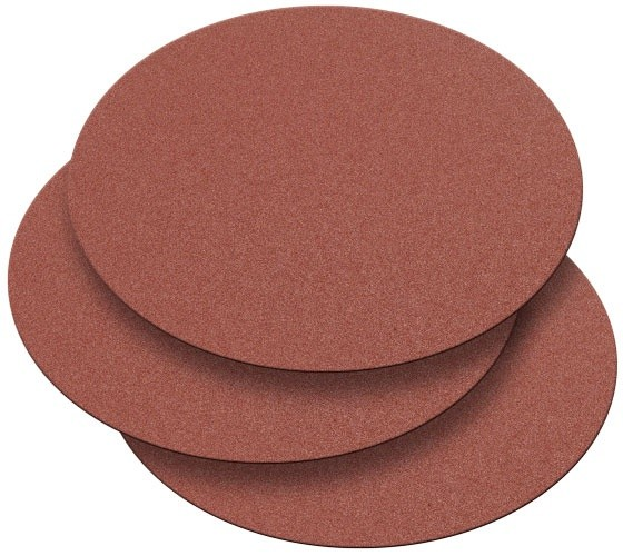 Record Power DS300/G3-3PK 300mm 120 Grit 3 PK Self Adhesive Sanding Discs for DS300