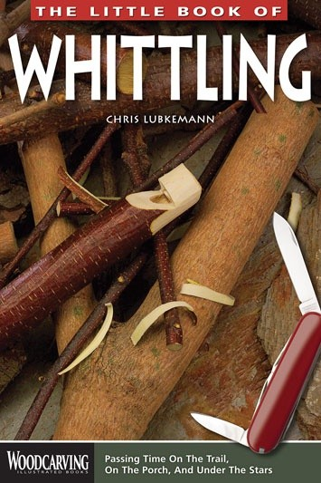 GMC Publications Little Book of Whittling, The