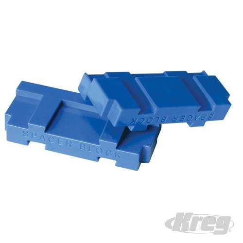 Kreg Kreg Drill Guide Spacer Blocks For Kreg K4