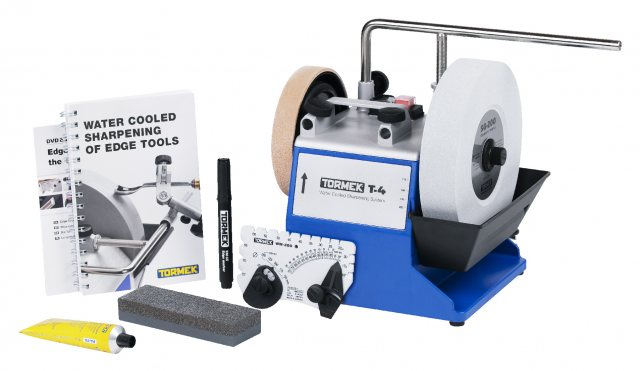 Tormek Tormek T-4 Water Cooled Sharpening System with NVR Switch T4