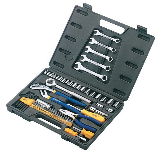 Draper DRAPER DIY Series 61 Piece Tool Kit