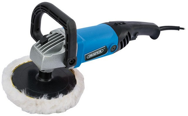 Draper DRAPER 1200W 230V 180mm Angle Polisher 53016