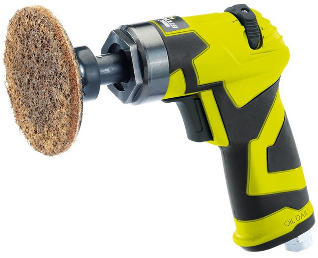 Draper DRAPER Storm Force Compact 75mm Composite Air Sander