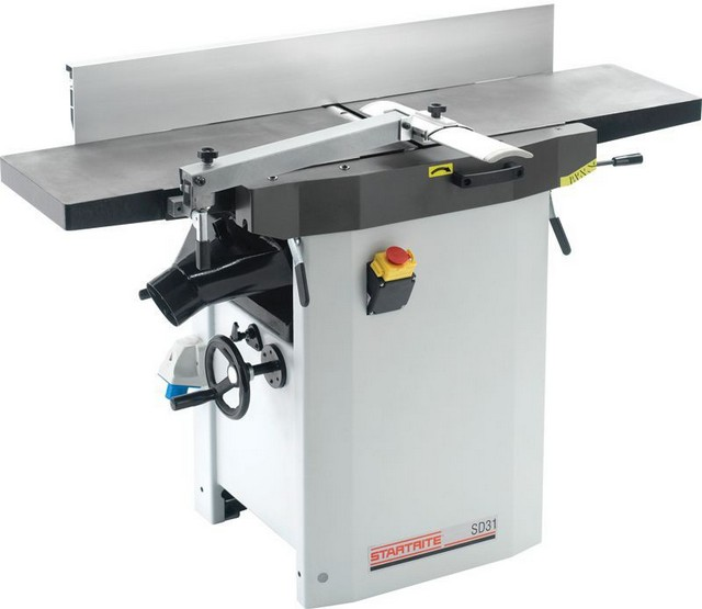Startrite Startrite SD31 12 x 8 Heavy Duty Planer Thicknesser Parallel Lift Tables
