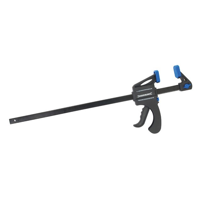 Silverline Quick Clamp                                                            450mm