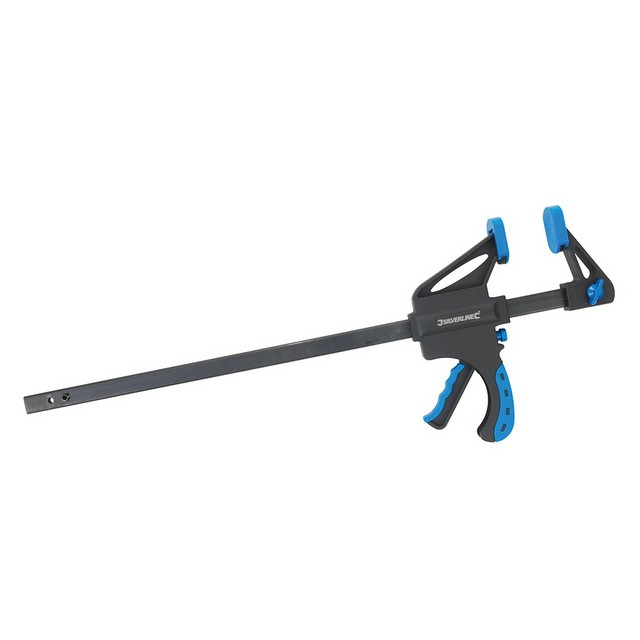 Silverline Quick Clamp Heavy Duty                                                 450mm