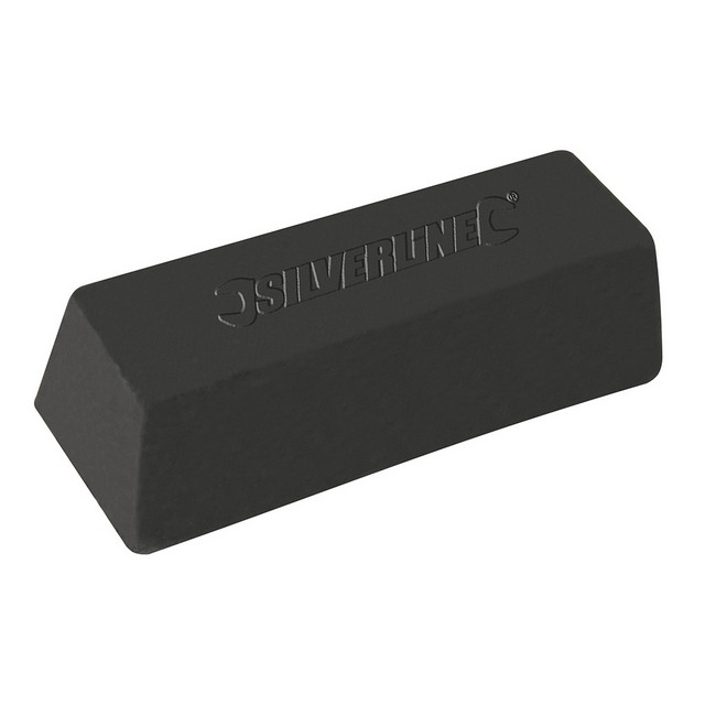 Silverline Black Polishing Compound Black