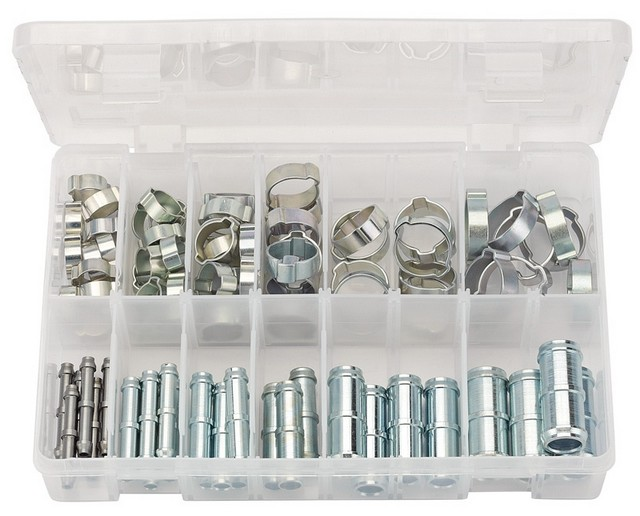 Draper DRAPER Expert Pipe Joiner Kit (93 piece)