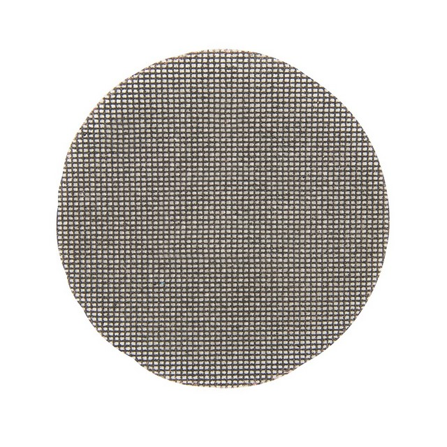 Silverline Hook & Loop Mesh Discs 150mm 10pk                                      80 Grit