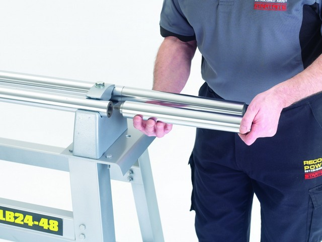 Record Power Steel Extension Bars for New CL3-CL4