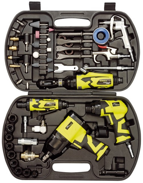 Draper DRAPER Storm Force 68 Piece Air Tool Kit