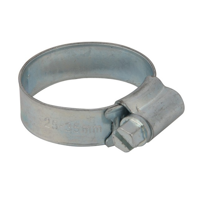 Hose Clips 10pk 25 - 35mm (1)