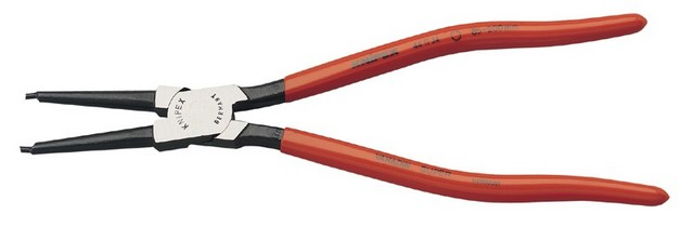 Draper Knipex 85mm - 140mm J4 Straight Internal Circlip Pliers