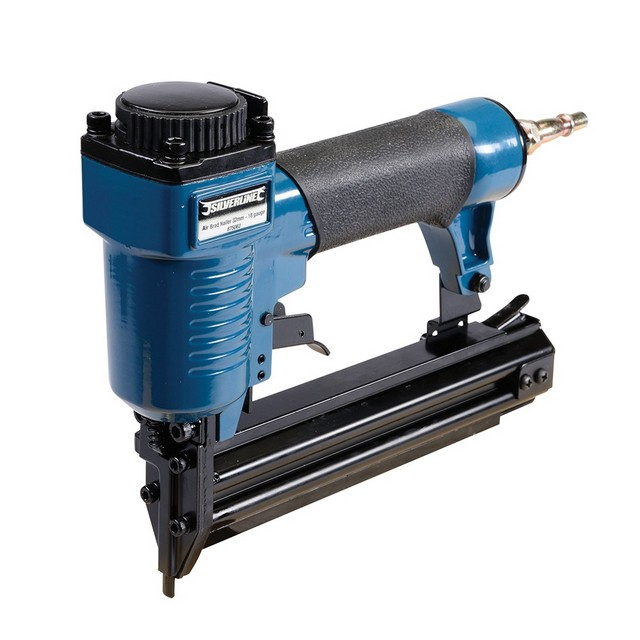Silverline Air Brad Nailer 32mm 18 Gauge