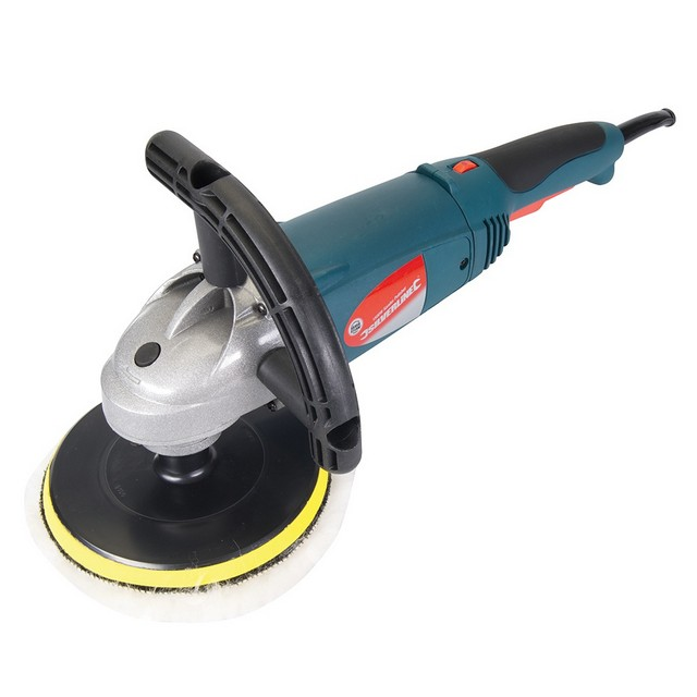 Silverline Silverstorm 1500W Sander Polisher 180mm 1500W