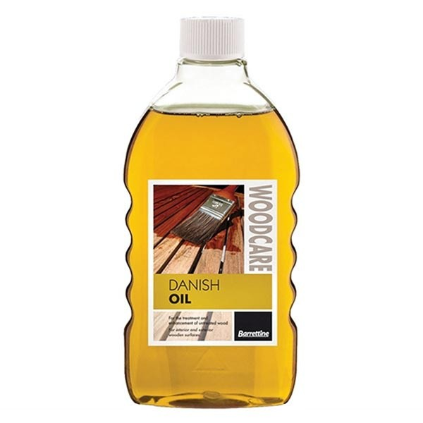 Barrettine Barrettine Woodcare Danish Oil