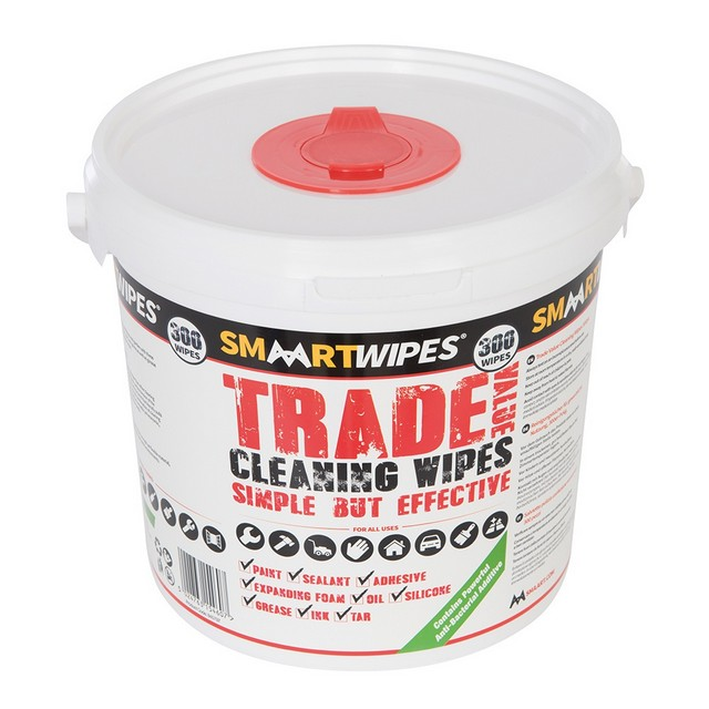 Smaart Trade Value Cleaning Wipes 300pk 300pk