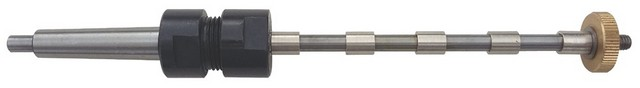 Charnwood Pen Mandrel, Collet Type, 1MT Fitting, with 7mm Bushes