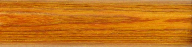Charnwood Coloured Wooden Pen Blank, Gold,  20 x 20 x 130mm