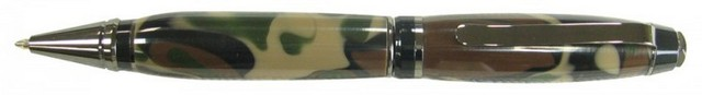 Charnwood Cigar Pen, Gun Metal