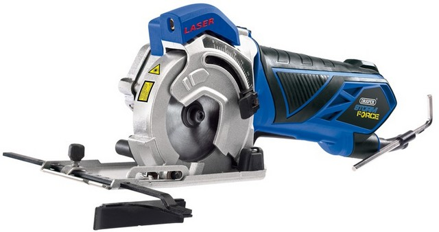 Draper DRAPER Storm Force Mini Plunge Saw (600W)