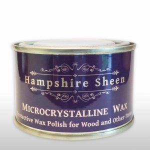 Hampshire Sheen Hampshire Sheen Microcrystalline Wax 130g Tin