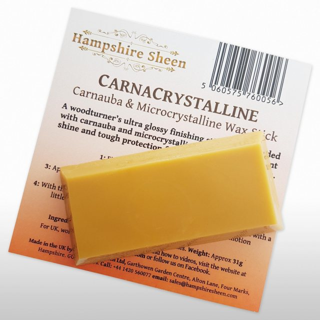 Hampshire Sheen Hampshire Sheen CarnaCrystalline Wax Stick