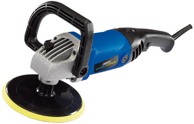 Draper DRAPER Storm Force 180mm Angle Polisher (1200W)