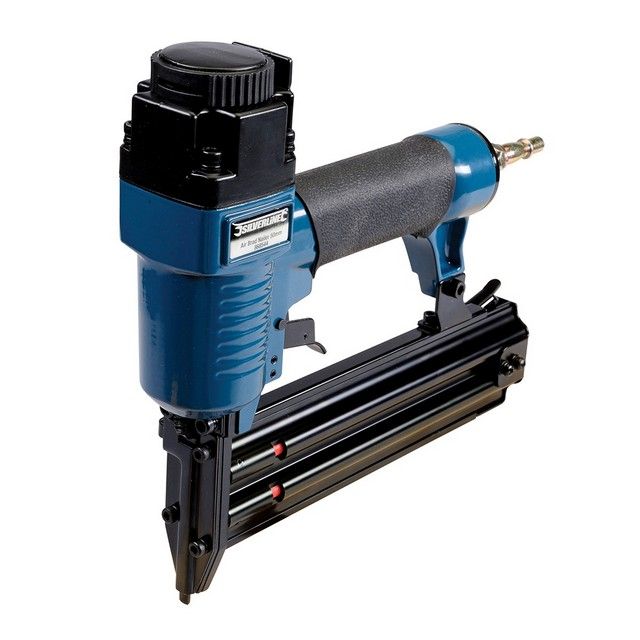 Silverline Air Brad Nailer 50mm 18 Gauge