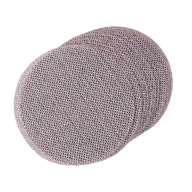 Triton Hook & Loop Mesh Sanding Disc 150mm 10pk 100 Grit