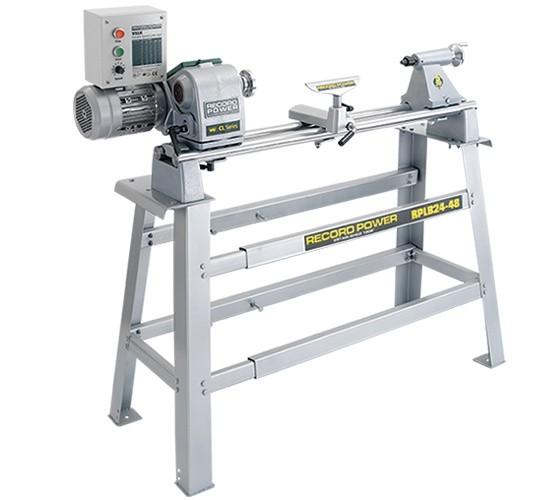 Record Power Record Power CL4-PK/A CL4 Lathe + Stand Package Deal!