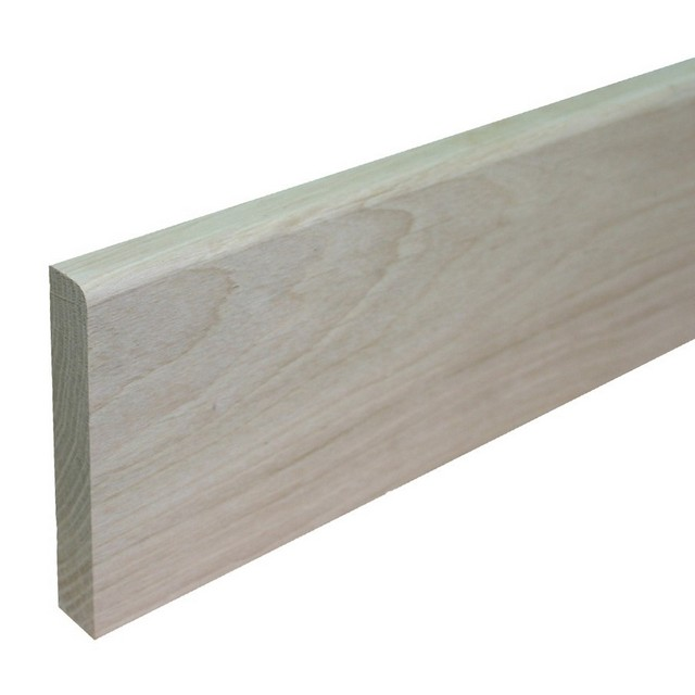 Yandles Prime Oak Skirting Small Round