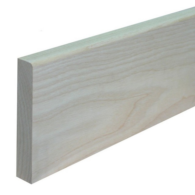 Yandles Ash Architrave Small Round