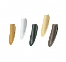 Woodfox Plastic Pocket Hole Plugs Black