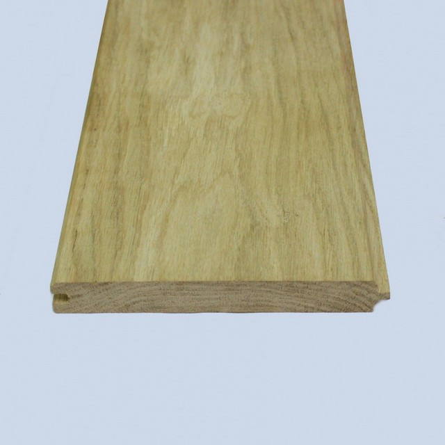 Yandles Character Oak Tongue & Groove Flooring Bevelled Edge