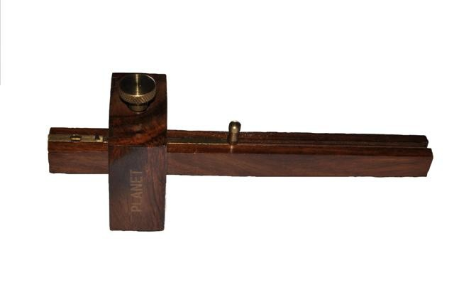 Planet Planet Mortice Gauge Rosewood