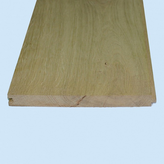 Yandles Character Oak Tongue & Groove Flooring Square Edge