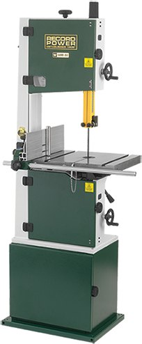 Record Power SABRE350 Premium 14' Bandsaw