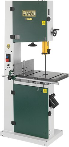 Record Power Record Power SABRE450 450mm Bandsaw 1500W 230V