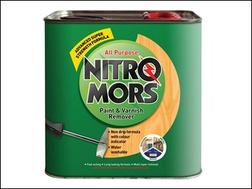 Nitromors All Purpose Paint & Varnish Remover 4 Litre