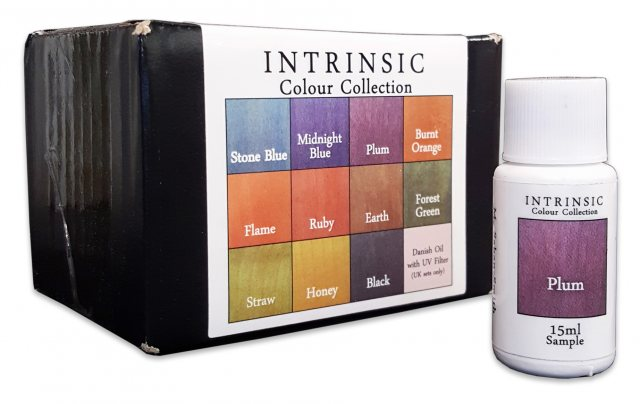 Hampshire Sheen Hampshire Sheen Intrinsic Colours 15ml sample set