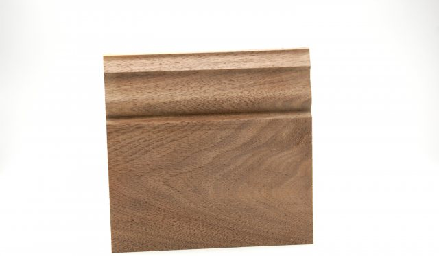 Yandles Black Walnut Skirting Ogee