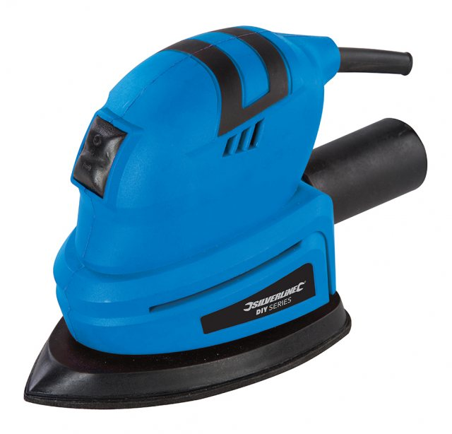 Silverline DIY Detail  Sander 135W