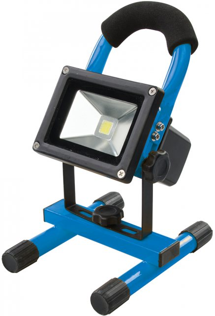 Silverline LED Rechargeable Site Light 5W