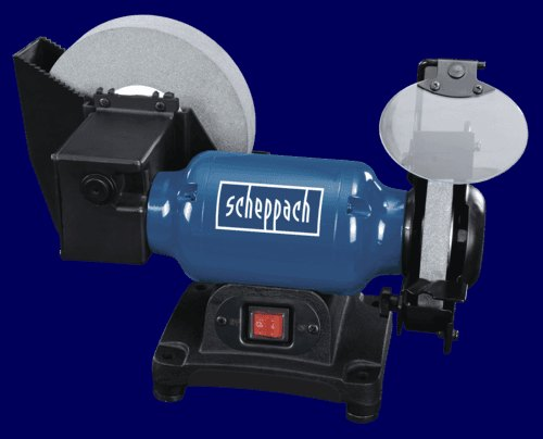 Scheppach 200 MM WET & DRY GRINDER