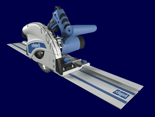 Scheppach 145 MM PLUNGE SAW KIT + 2 X 700 MM RAILS