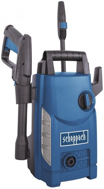 Scheppach 105 BAR MULTI-APP PRESSURE WASHER + PATIO CLEANING KIT