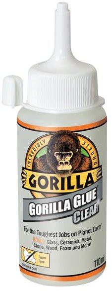 Gorilla Gorilla Glue Clear 110ml