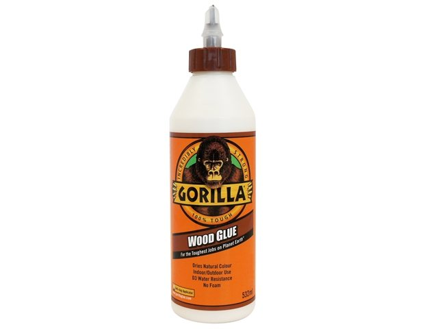 Gorilla Gorilla PVA Wood Glue 118ml
